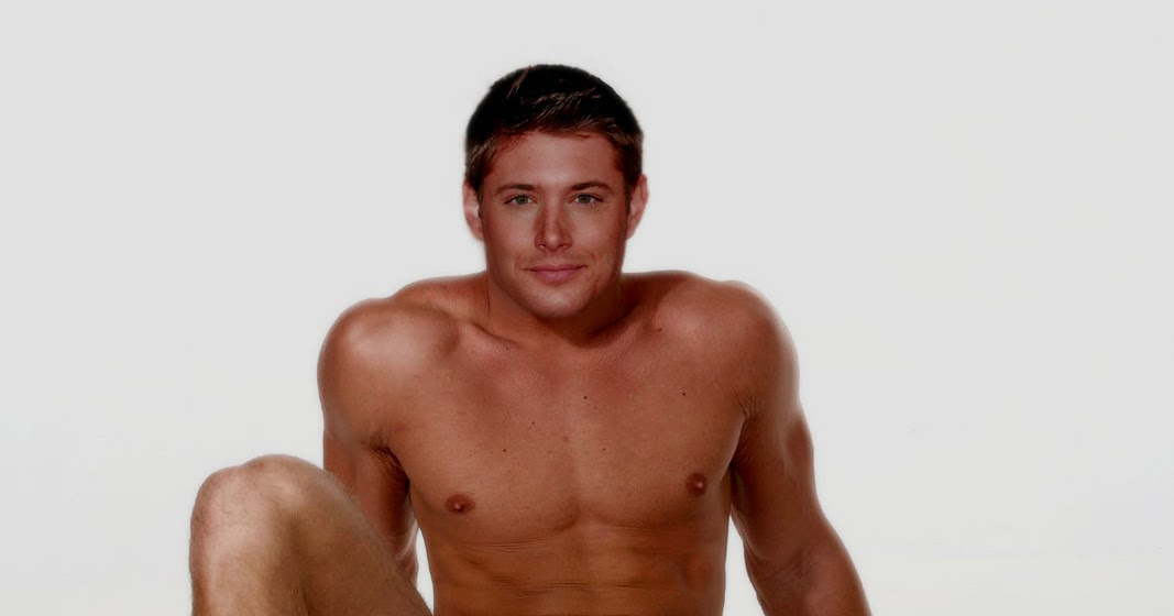 Celeb Jensen Ackles Walk Nude Gif