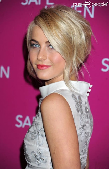JULIANNE HOUGH İN GEORGE HOBEIKA COUTURE (SPRİNG-2013)  – 'SAFE HAVEN' NEW YORK PREMİERE