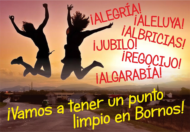 La Junta saca a concurso público la construcción del punto limpio de Bornos (Cádiz)