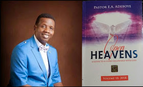 OPEN HEAVENS DAILY DEVOTION FOR 2ND APRIL 2018 – ENEMY WITHIN THE HOUSEHOLD