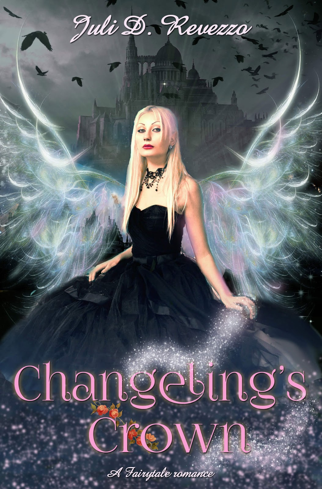 Changeling's Crown by Juli D. Revezzo, New Adult, fantasy, romance, pagan paranormal romance