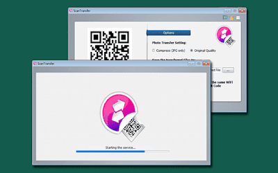 تحميل برنامج ScanTransfer لنقل الصور والفيديوهات من هاتفك الي الكمبيوتر بدون كابل