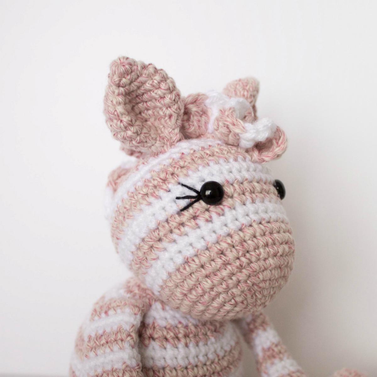 Zane the Zebra | Receta | Patrones de crochet de animales ... | 1200x1200