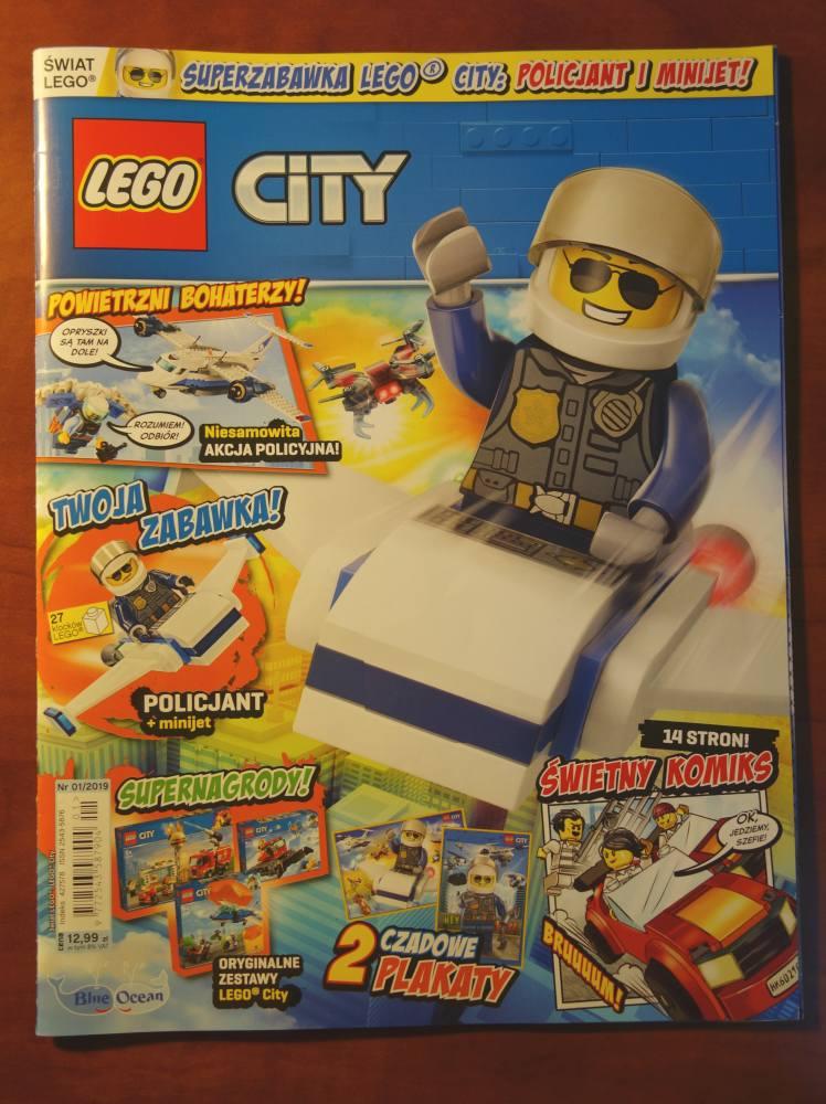 Lego Okazje Recenzja Magazynu Lego City 12019