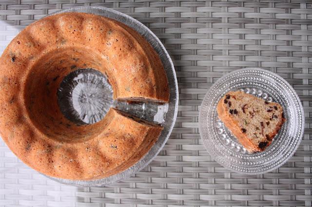 englantilainen hedelmäkakku joulu leivonta mallaspulla