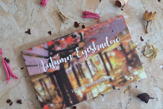 REVIEW: Detail Makeover Autumn Eyeshadow Palette