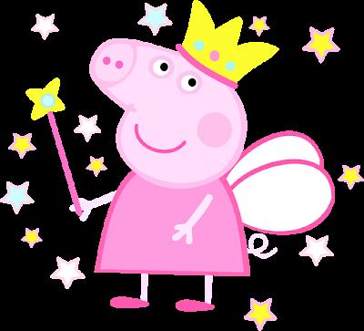 vetores peppa pig vector
