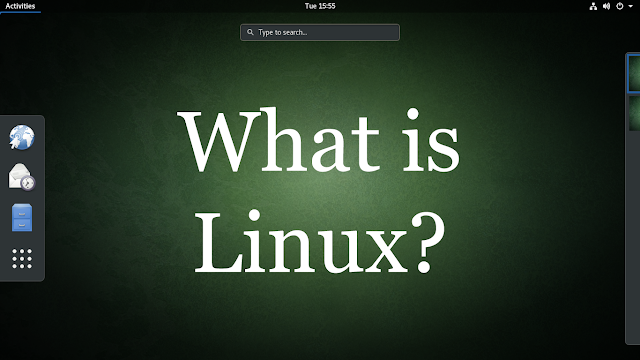 Arch Linux Dektop Image