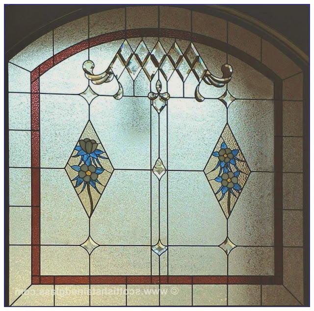 Arch Stained GLASS WINDOW Designs