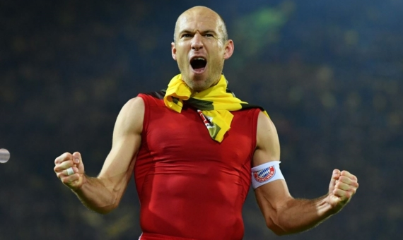 A commanding 3-1 victory over Borussia Dortmund saw Bayern Munich move six points clear of BVB.