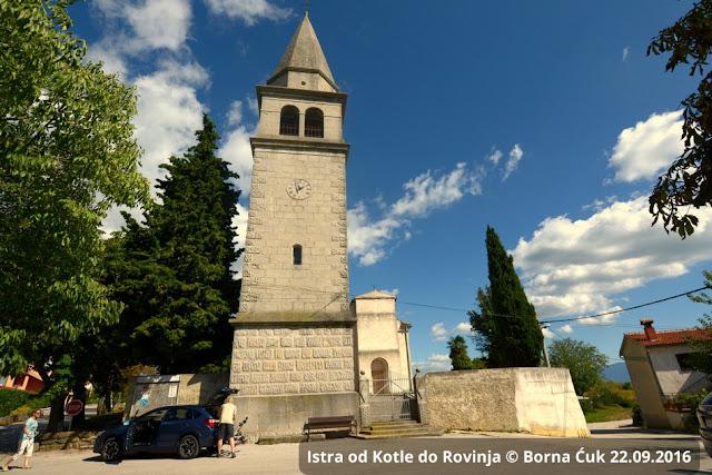 Vrh u Istr