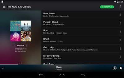 Spotify Music v8.2.0.788 Mod Apk (Premium/Final)