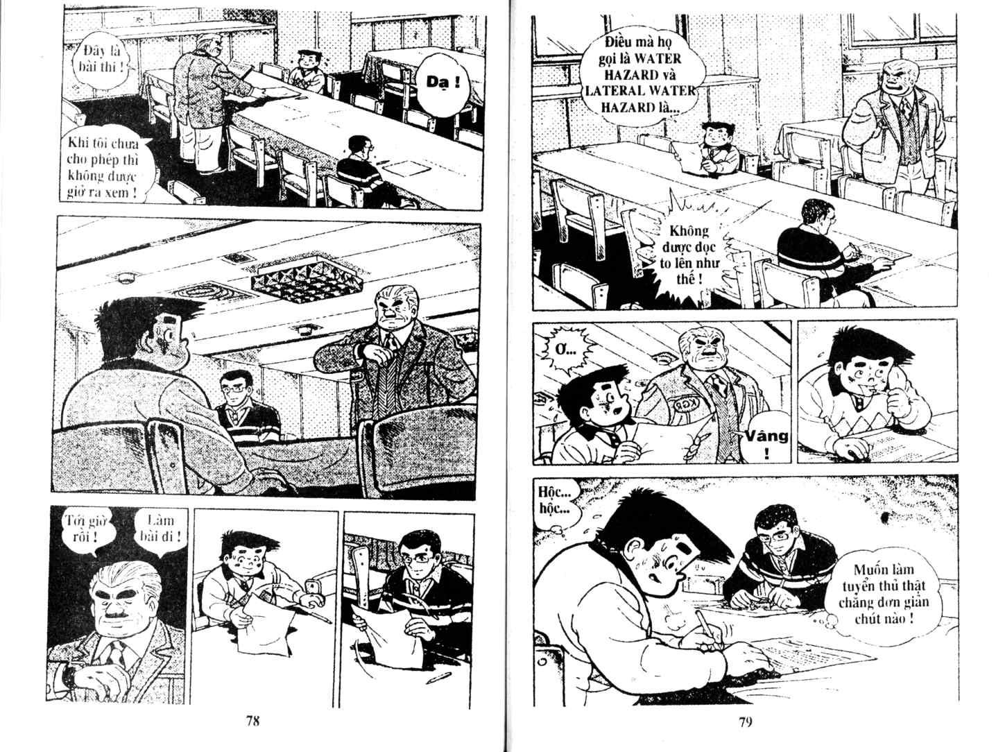 Ashita Tenki ni Naare chapter 14 trang 38
