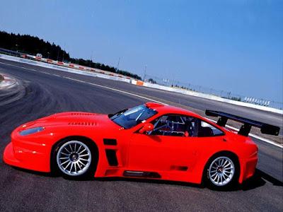 New Car Guns Ferrari 575 Gtc