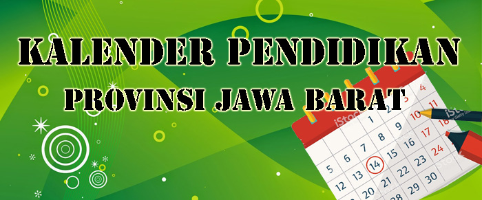 Kalender Pendidikan Jawa Barat