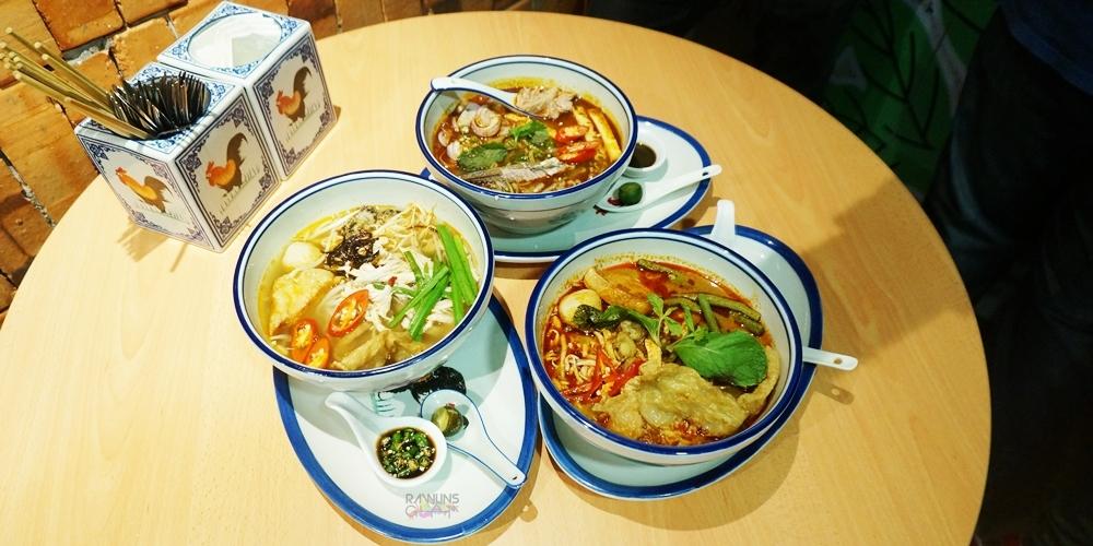 Rawlins Eats, Restoran Mangkuk Ayam Malaysia, Good food in Cyberjaya, Dpuzle Shopping Centre, Makan sedap di Cyberjaya, Rawlins GLAM,