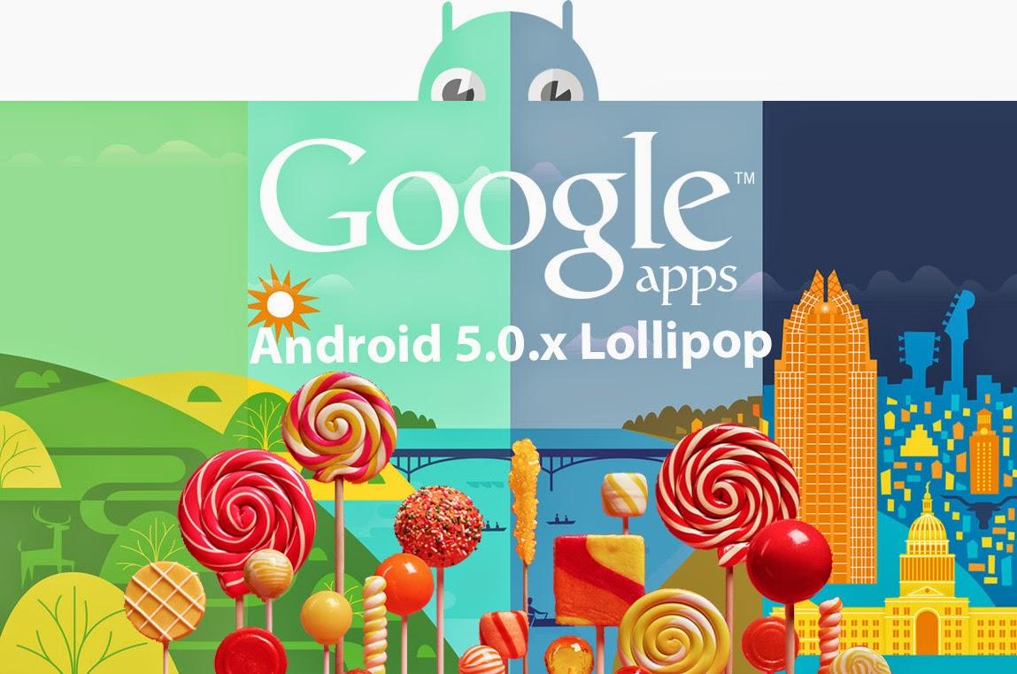 Download Android 5 0 x Lollipop PA Gapps! [Stock/Full/Mini