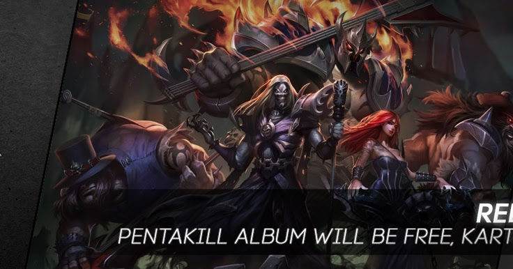 Surrender at 20: Red Post Collection: Pentakill Album will be FREE, Karthus  VU Sculpts, Rumble Bug to be fixed in 4.9