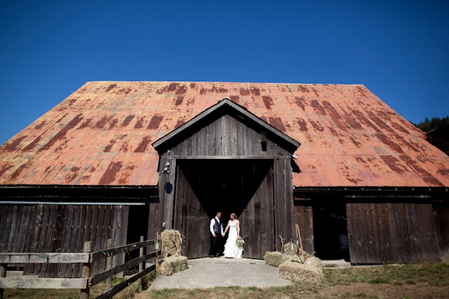 Rustic DIY Family Farm wedding on oh lovely day | Jamie Delaine Photography