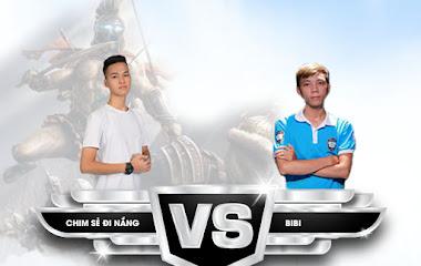 [AoE] Showmatch siêu kinh điển: Chim Sẻ Đi Nắng vs BiBi - Khẳng định vị thế