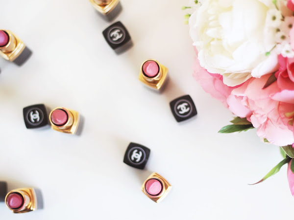 My Chanel Lipstick Collection
