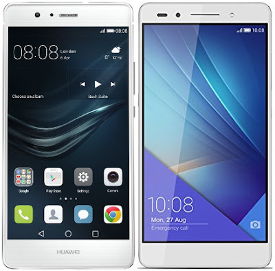 Huawei P9 Lite vs Honor 7