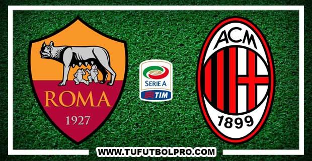 Ver Roma vs Milan EN VIVO Por Internet Hoy 12 de Diciembre 2016