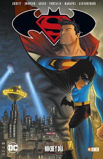 Superman / Batman: Noche y Día