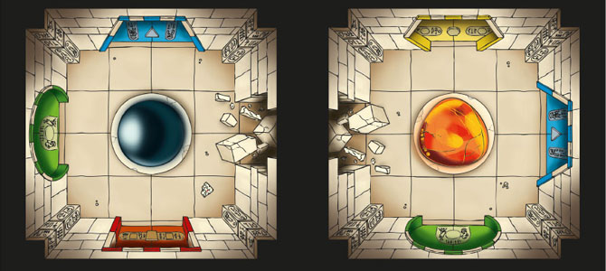 Protos y Tipos 2016 - Maldita Pirámide