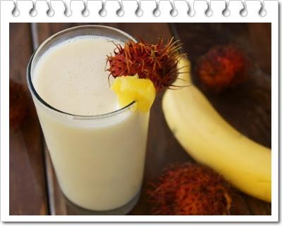 Cara membuat jus rambutan dan manfaatnya