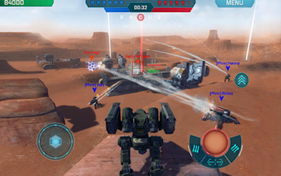 Alternatif Download War Robots Apk Data