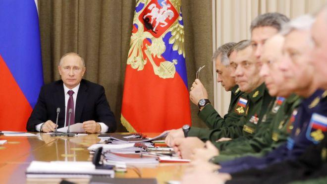 """Сирийская """"болезнь"""" изменила планы Путина"""