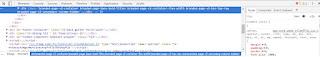 Chrome editor trick