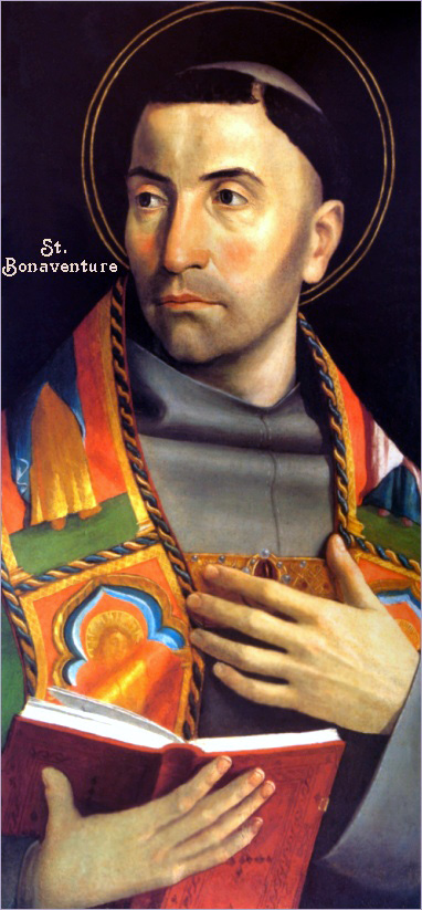 The Good Heart: The Seraphic Doctor - St. Bonaventure (c. 1218-1274)