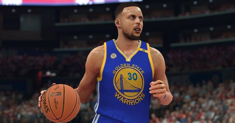 DNA Of Basketball | DNAOBB: NBA 2K17 Stephen Curry Cyberface v1.2 by Basagre28