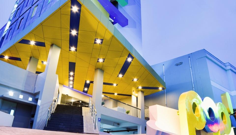 Pop Hotel Banjarmasin Design Kamar Yang Futuristik Dan Terjangkau