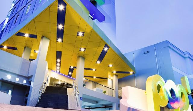 Pop Hotel Banjarmasin, Design Kamar yang Futuristik dan Terjangkau