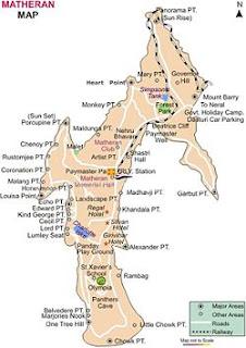 matheran map guide