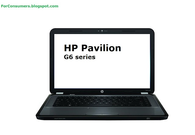 HP Pavilion G6 laptop review