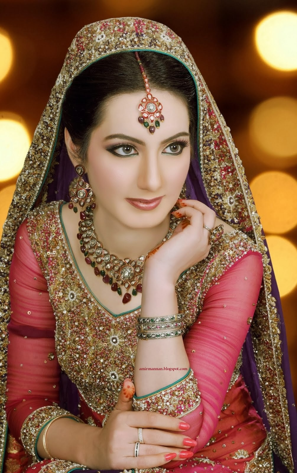 Pakistan Diamond Jewellers: Pakistani Bridal And Fashion ...