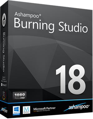 Download Ashampoo Burning Studio 18