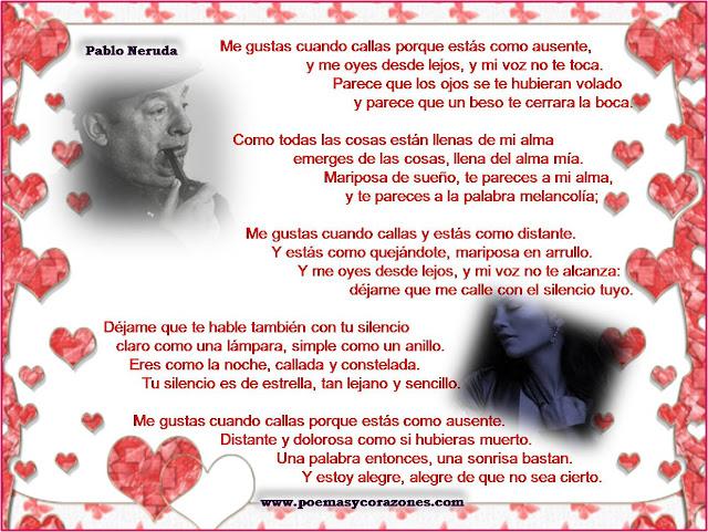 Poemas De Amor En Imagenes Con Frases Bonitas
