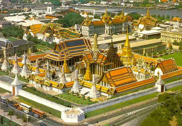 muzium istana lama thailand