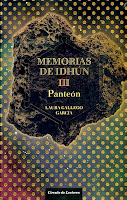 Memorias De Idhún III: Panteón, de Laura Gallego García