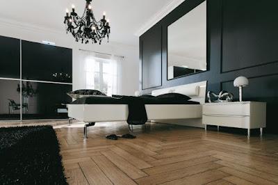 Model Lantai Kayu Rumah Modern