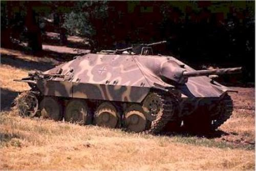 Late War German Artillery And Vehicles Pictures 3