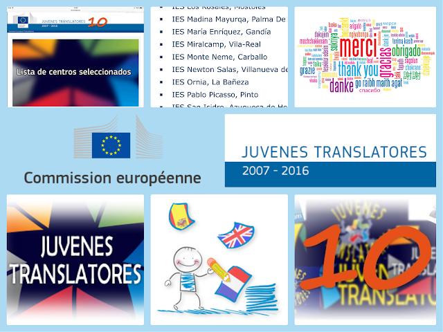 Concours Juvenes Translatores