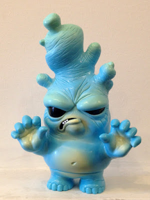 "Circus Posterus x Tomenosuke ""Icebox"" Stinky Ginger Vinyl Figure by Chris Ryniak"