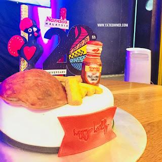 Nando's Celebrates 20 Years of PERi-PERi Perfection!