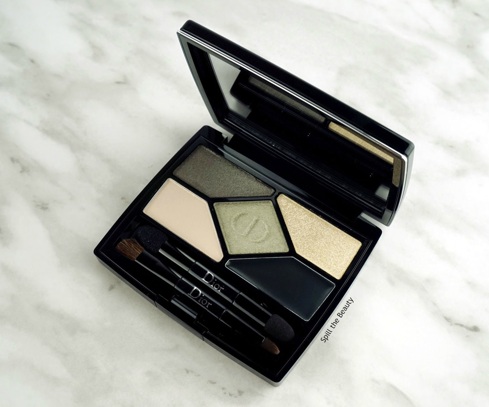 Dior 5 Couleurs Designer Palette in 'Khaki Design'